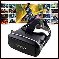 Очки виртуальной реальности для телефона VR BOX Shinecon 3D + ПУЛЬТ, фото 1
