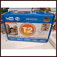 Цифровой Телевизионный Приемник Megogo TV Тюнер Т2, фото 1