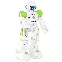 Программируемый робот-компаньон JJRC R11 Cady Wike (JJRC-R11B) бело-зелёный, фото 1