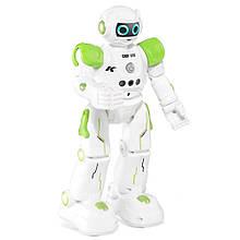 Программируемый робот-компаньон JJRC R11 Cady Wike (JJRC-R11B) бело-зелёный