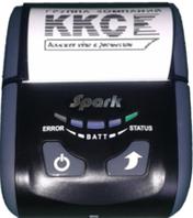 Мобильный термопринтер  RPP-200BWU SPARK
