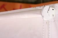 Рулонные шторы  ОПАЛ серебро производство под заказ в Одессе приглашаем дилеров