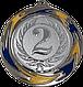 Медаль наградная 70мм. 633S-70, фото 2