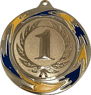 Медаль наградная 70мм. 633S-70