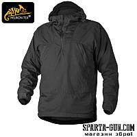 Куртка вітрівка-анорак Helikon-Tex WINDRUNNER Windshirt - Чорна