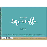 Альбом для рисования Школярик А4 PB-SC-020-302 Muse Aquarelle на спирали 220 г/м2 20 листов