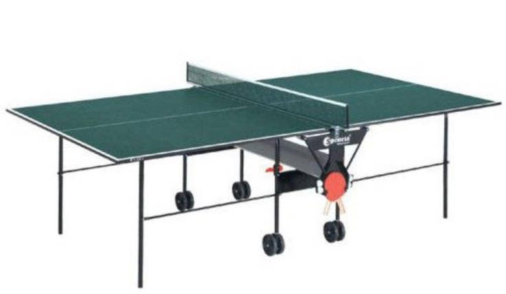 Стол теннисный Sponeta S1-12i, фото 2