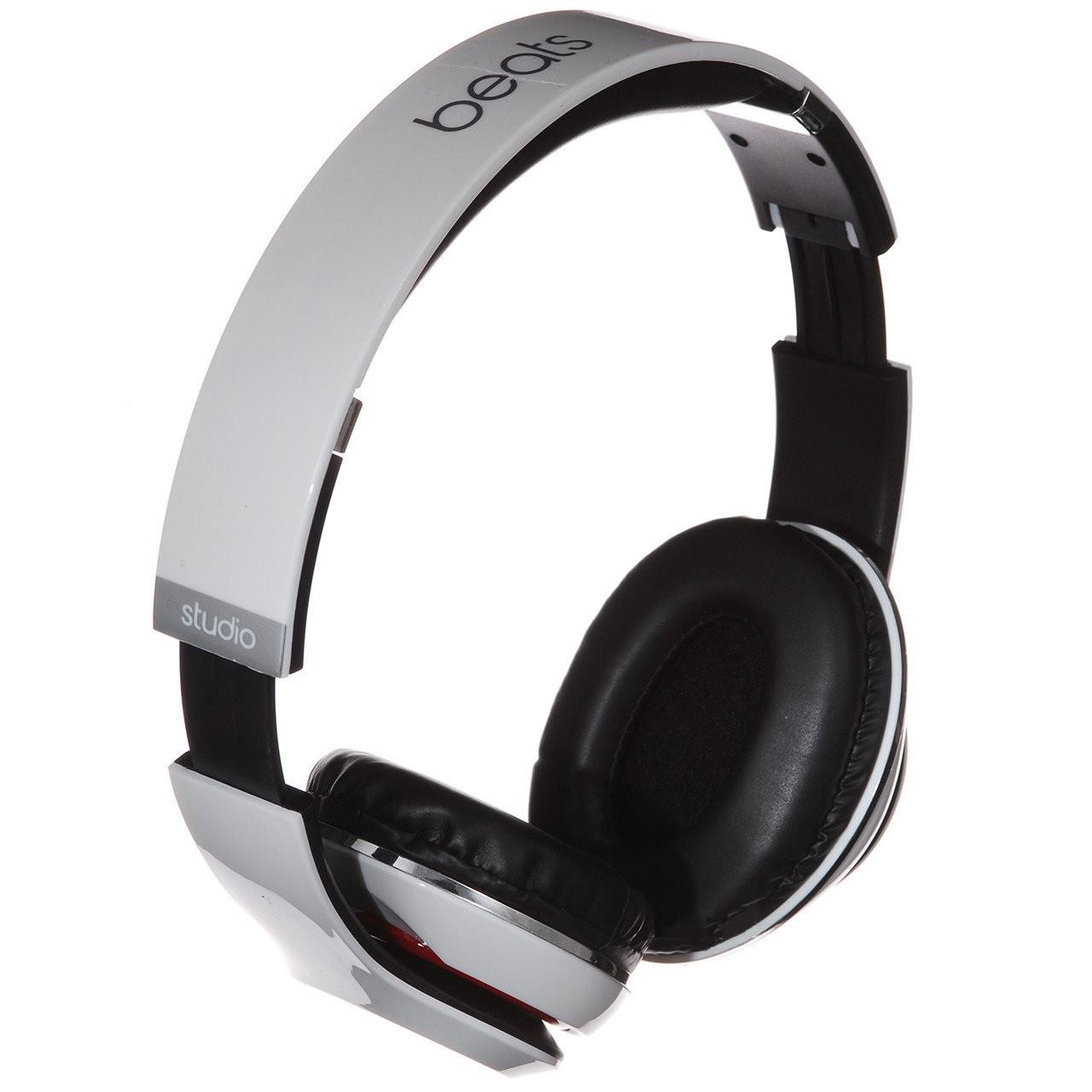 Наушники проводные Beats Studio 008 с микрофоном съемный кабель система шумоподавления