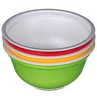 Набір одноразового посуду Food Packing Миска для супу 500 мл 3 персони 000002424