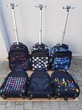 SNOWBALL 58045 Франція валізи чемоданы рюкзак на колесах ручна поклажа, фото 2