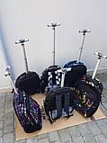 SNOWBALL 58045 Франція валізи чемоданы рюкзак на колесах ручна поклажа, фото 3