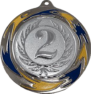 Медаль 633S-70 Серебро