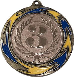 Медаль 633S-70 Бронза