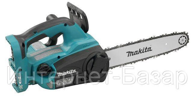 Электропила Makita DUC302Z  LXT 18В + 18В (аккумуляторная)