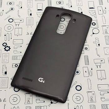 Б.У. Корпус LG G4 LS991 крышка задняя серая