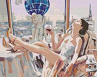 Картина по номерам В ожиданьи прекрасного, 40x50 см., Brushme