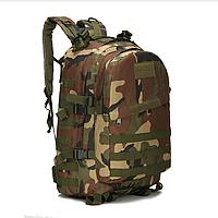 Тактичний, похідний рюкзак Military. 30 L. Камуфляжний, мілітарі