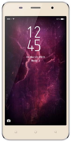 Смартфон Bravis A509 Jeans DS Gold Гарантия 12 месяцев