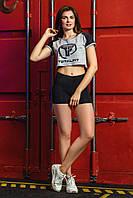 Корректирующие шорты с утяжкой Totalfit YH-1 M Черный, фото 1