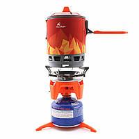 Комбінована система для приготування їжі Fire-Maple FMS-X3,газовий пальник. система для приготування їжі