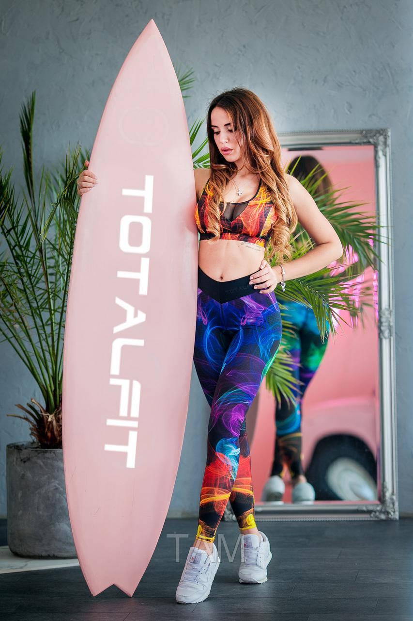 Леггинсы Totalfit ST13 M Разноцветный
