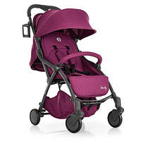 Прогулочная коляска El Camino Handy ME 1034L лен Фиолетовая - 155426