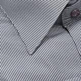Сорочка чоловіча, прямого покрою з довгим рукавом Birindelli 512330 80% бавовна 20% поліестер M(Р), фото 2