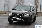 Кенгурятник Chevrolet Niva (02-09) защита переднего бампера кенгурятники на для Шевроле Нива Chevrolet Niva (02-09) d60х1,6мм, фото 3