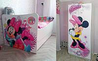 Кровать для девочки Кинг Квин Бесплатная доставка