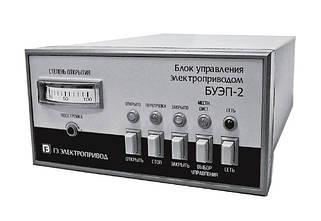 Блоки управления электронными приводами
