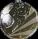 Медаль футбольная 70мм. ME25, фото 2