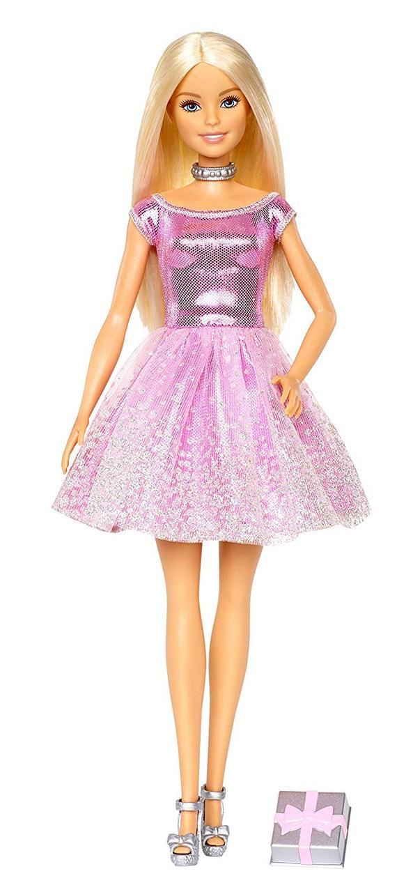 Barbie Кукла Барби День рождения Barbie Happy Birthday Doll Mattel GDJ36