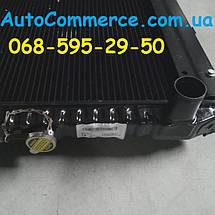 Радиатор системы охлаждения Isuzu NQR71 Исузу, Богдан А092 (Медный), фото 2