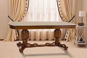 Стол обеденный Барон 200-240 см (орех)