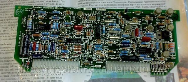 Плата температурного контроля Carrier 12-01085-00 remanufactured