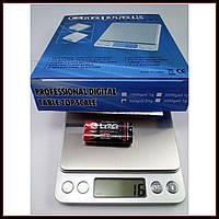 Высокоточные ювелирные электронные весы с 2мя чашами 0,01- 500 грам