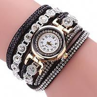 Женские часы Versace black