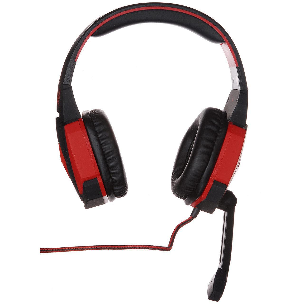 Наушники компьютерные Kotion Each Pro G4000 с микрофоном подсветка корпуса