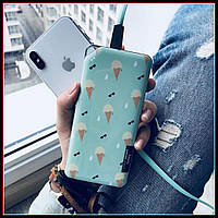 Оригинальный Power Bank Hoco B28A 10000 mAh Ice cream