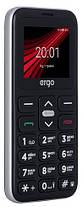 Мобільний телефон Ergo F186 Solace Dual Sim Silver Гарантія 12 місяців, фото 3