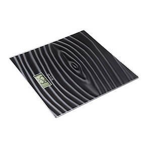 Весы напольные ECG OV128 3D Personal Scake 180 кг Черный, фото 2