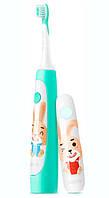 Електрична зубна щітка Soocas C1 Kids Білий/ Бірюзовий