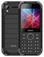 Мобільний телефон Nomi i285 X-treme Чорний/ Сірий