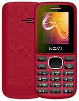 Мобільний телефон Nomi i188 Червоний