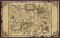 Карта Хогвартс. Карта Мародеров.Гарри Поттер