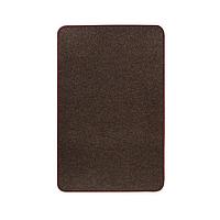 Электрический коврик с подогревом Теплик 50 х 80 см двусторонний Темно-коричневый
