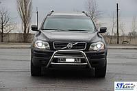 Кенгурятник Fiat Doblo (00-04) защита переднего бампера кенгурятники на для Фиат Добло Fiat Doblo (00-04) d60х1,6мм