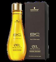 Масло, завершающее лечение для нормальных и жёстких типов волос BONACURE OIL MIRACLE 100 мл