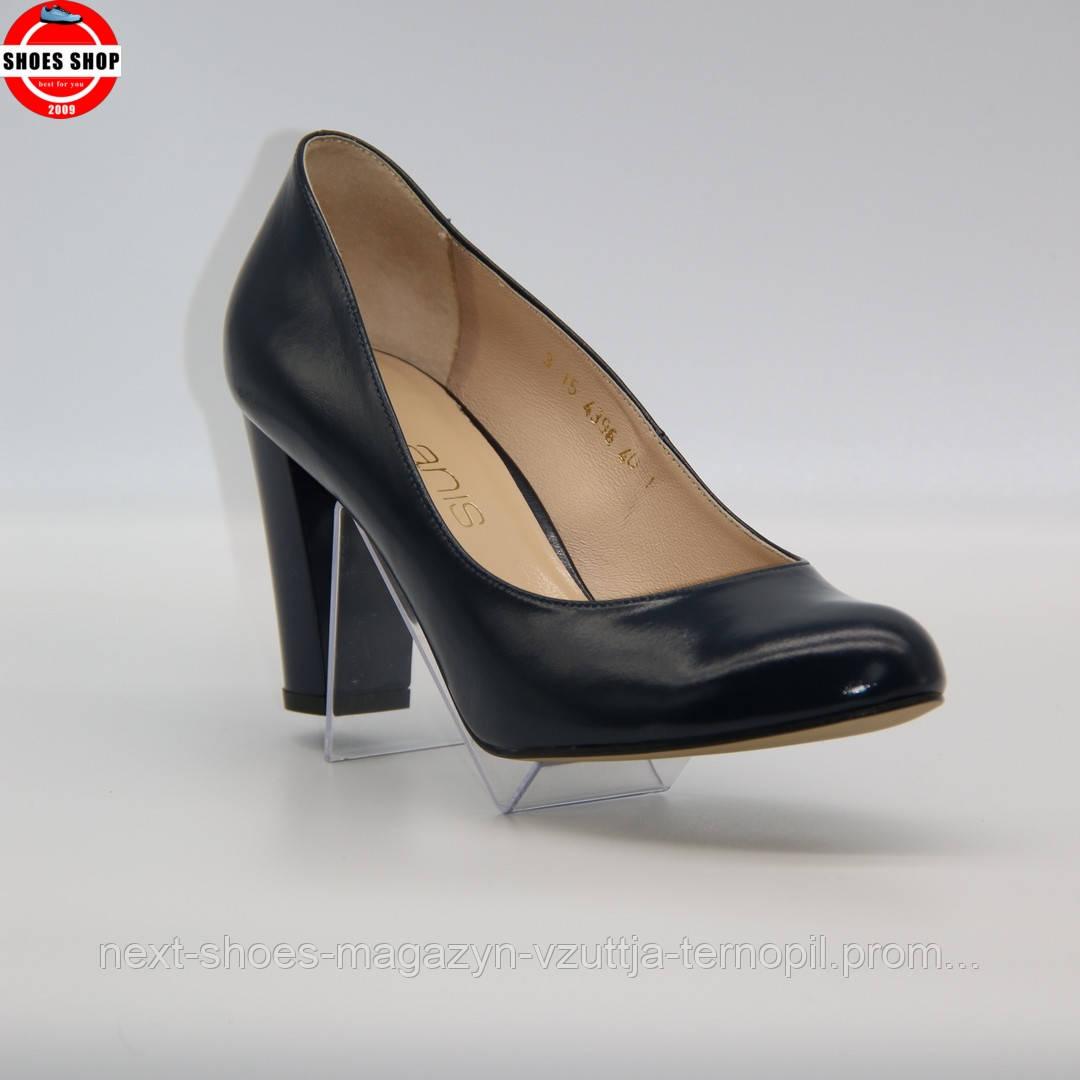 Жіночі туфлі Anis (Польща) чорного кольору. Дуже красиві та комфортні. Стиль: Сара Гадон