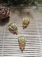Бейл бижутерный золото